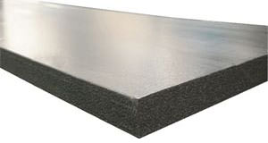 SilverGlo™ crawl space wall insulation available in Elma