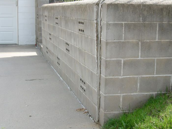 Concrete Retaining Walls Repair In Buffalo Clarence East