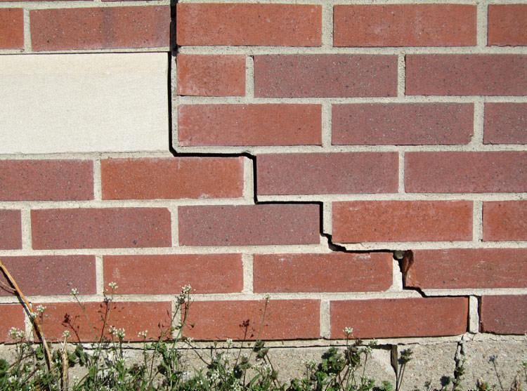 foundation wall crack repair in buffalo niagara falls
