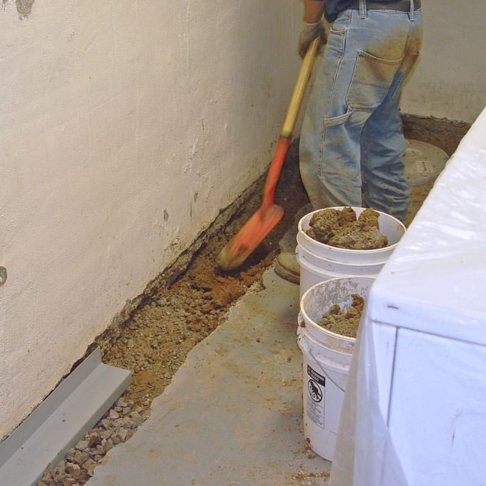 Installing A Sump Pump System In Buffalo Clarence East