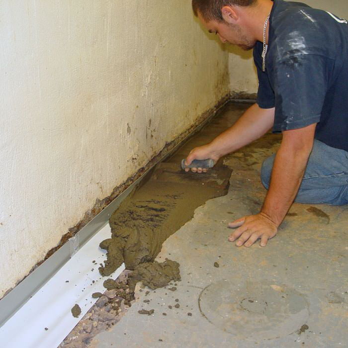 Image Result For Installing A Sump Pump